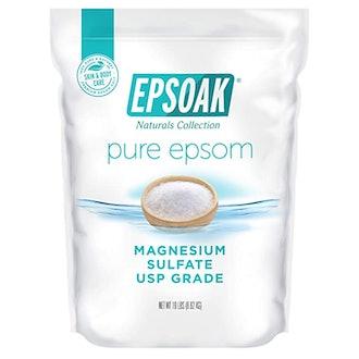 Epsoak Epsom Salt 19 lb. Bulk Bag