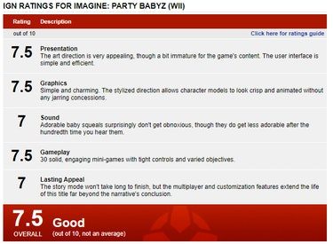 imagine party babyz ign review 2008