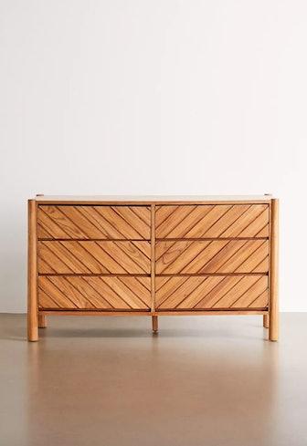 Clara 6-Drawer Dresser