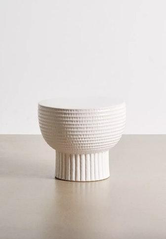 Lehana Ceramic Plant Stand