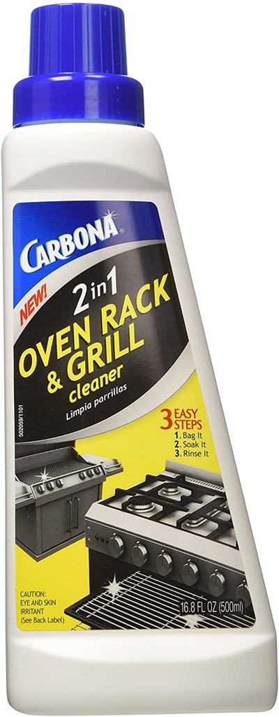 Carbona 2-In 1 Oven Rack And Barbeque Cleaner (16.9 Ounces)