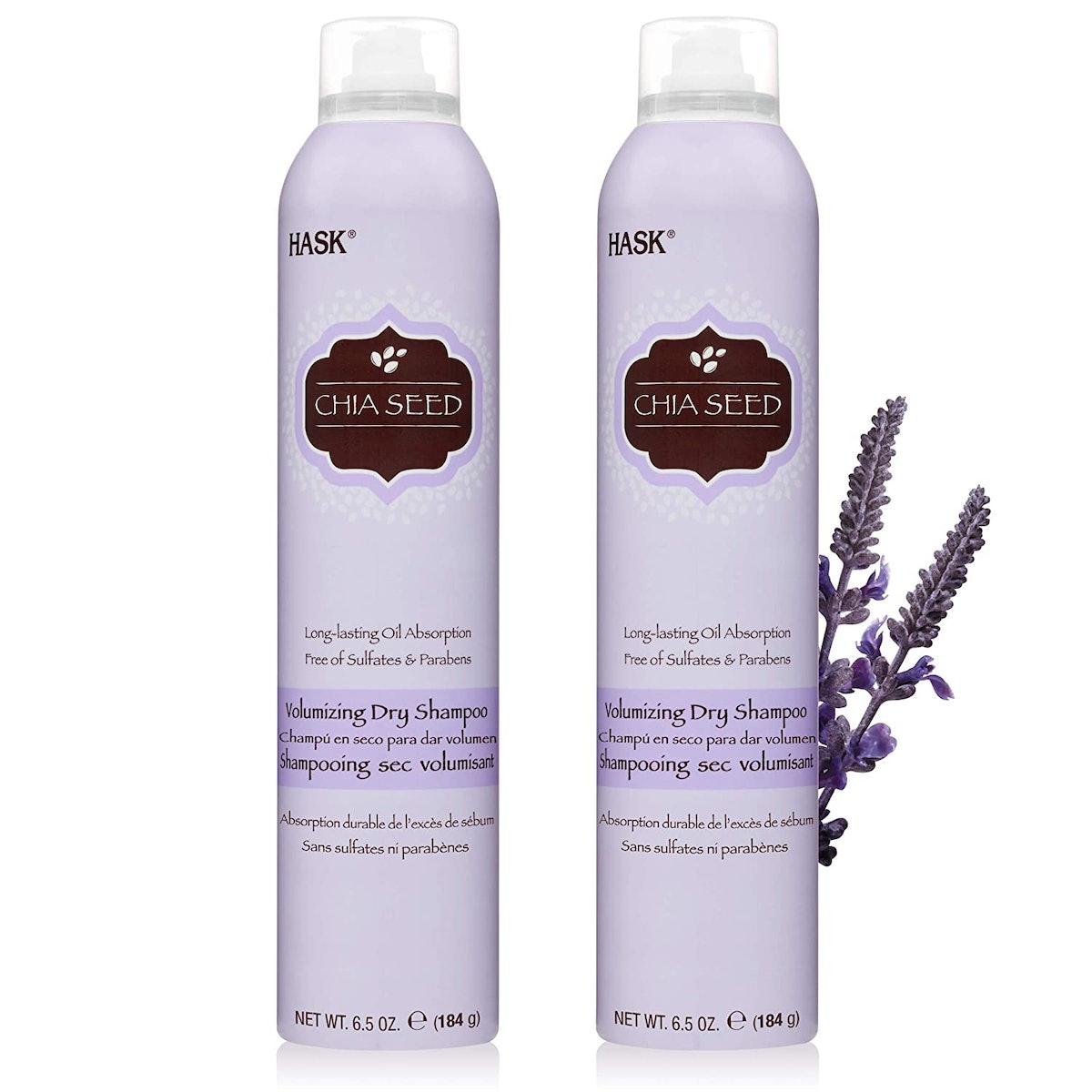 HASK Volumizing Dry Shampoo (2-Pack)