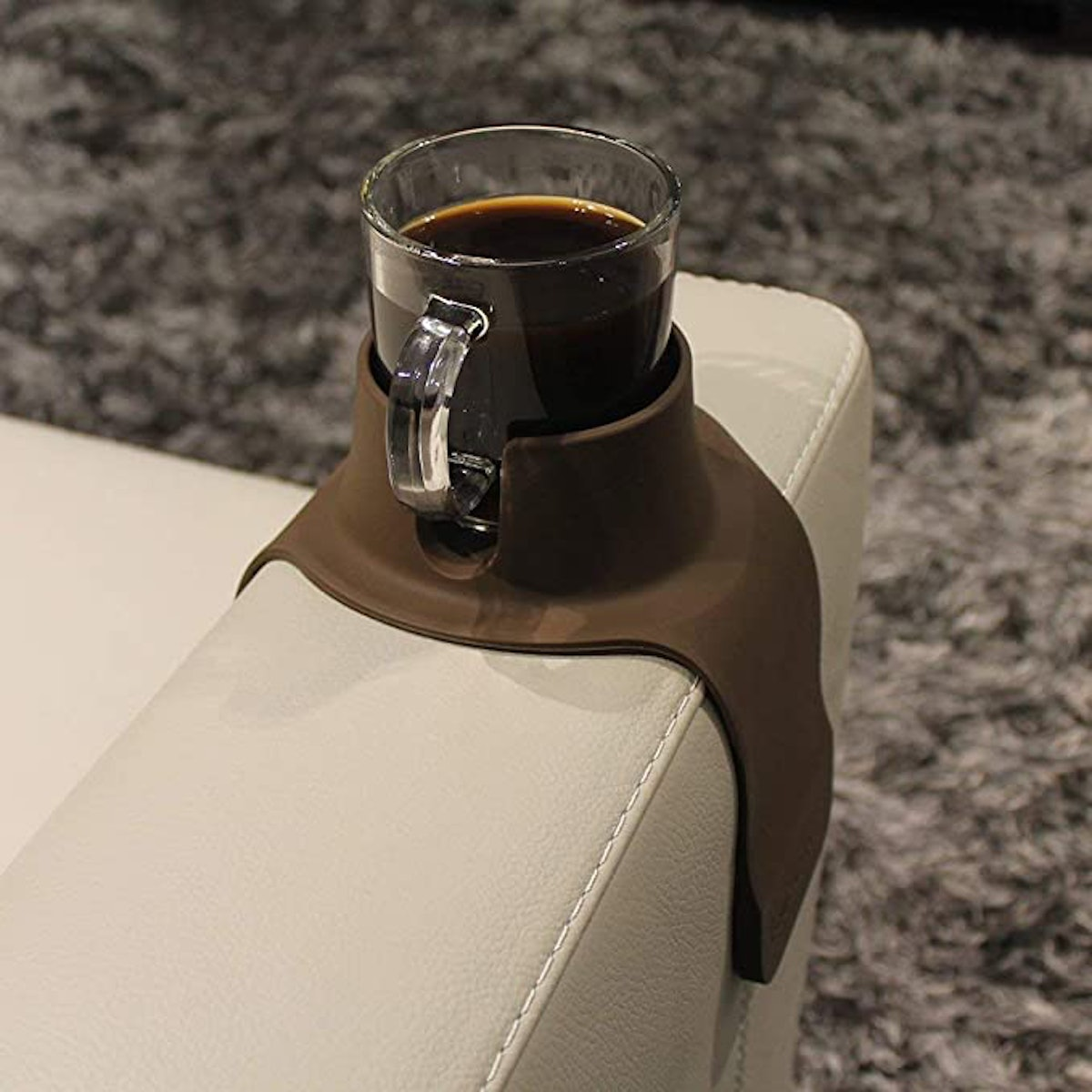 CouchCoaster Anti-Spill Cup Holder