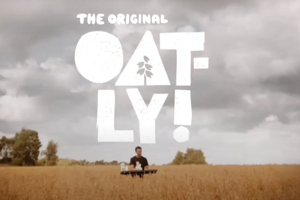 These tweets about the Oatly 2021 Super Bowl ad are not here for it.