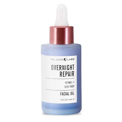 Valjean Overnight Repair Facial Oil