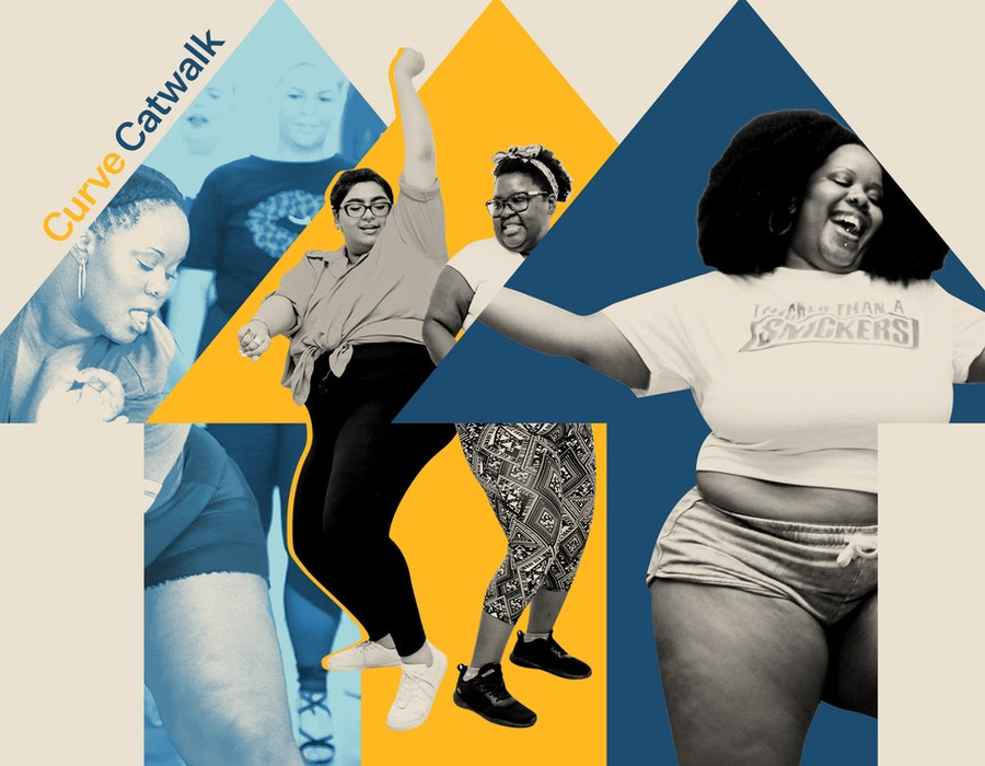 Meet The Curve The Catwalk Founder Who's Leading A Plus Size Dance Revolution