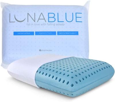 PharMeDoc Cooling Memory Foam Pillow