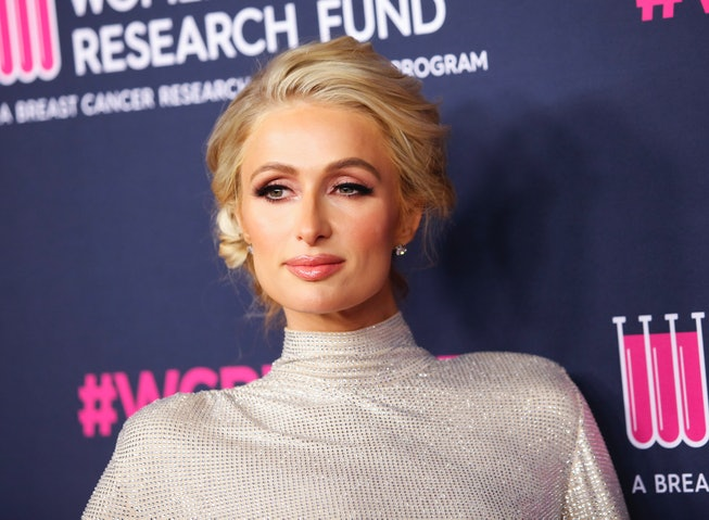 Paris Hilton testified against Provo Canyon, her former boarding school, in a Utah court.