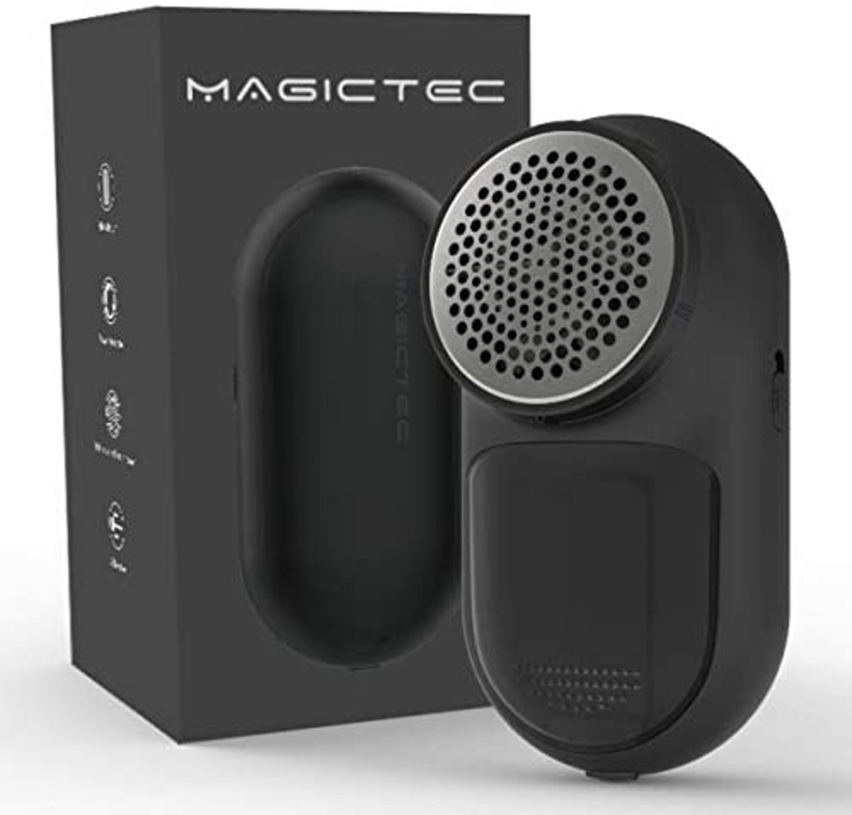Magictec Rechargeable Fabric Shaver