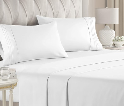 CKG Cooling Bed Sheets (4 Piece Set)