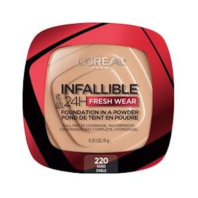 Infallible 24hr Fresh Wear Foundation-in-a-Powder