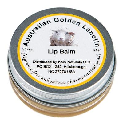 Australian Golden Lanolin Lip Balm