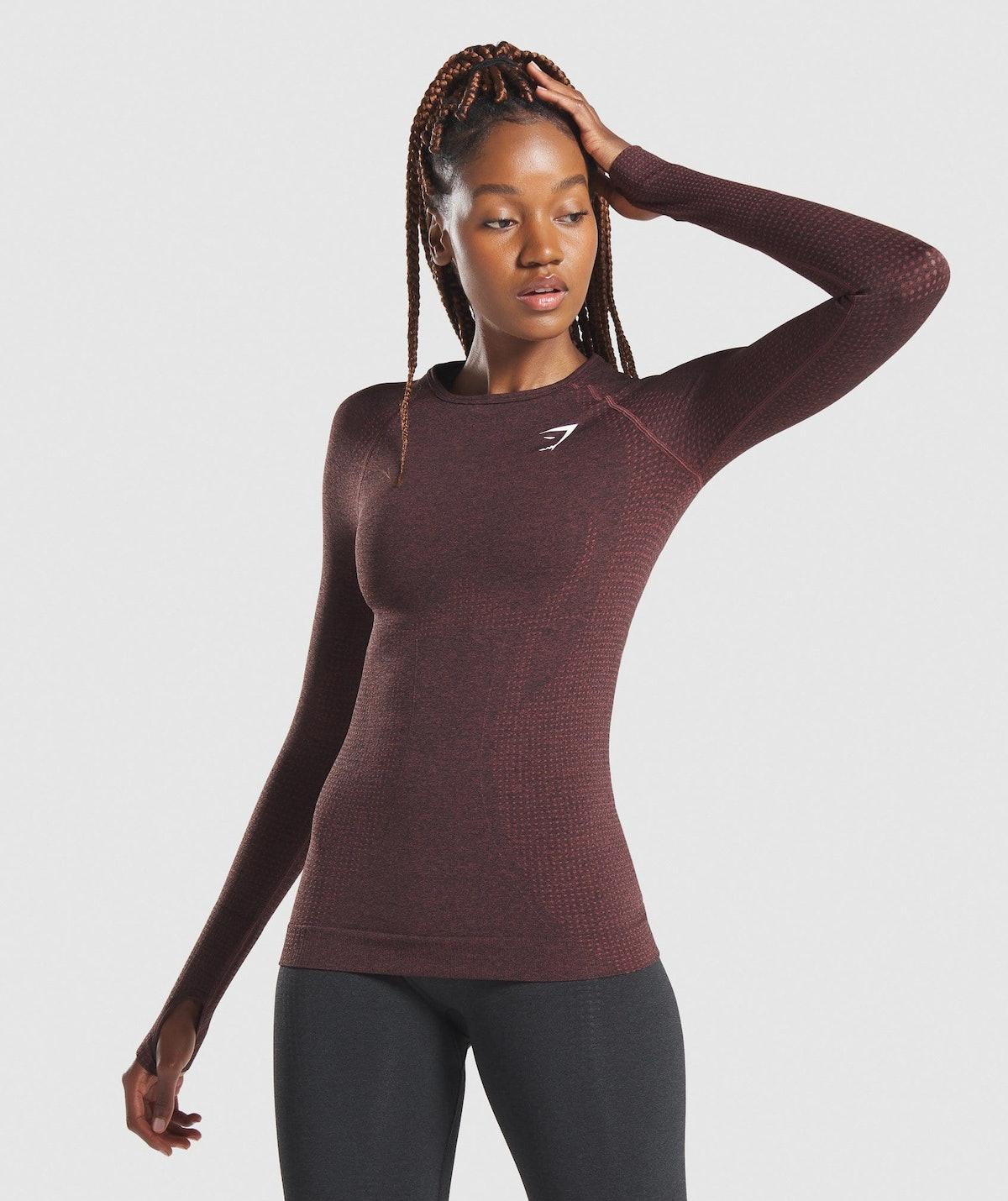 Vital Seamless Long Sleeve Top