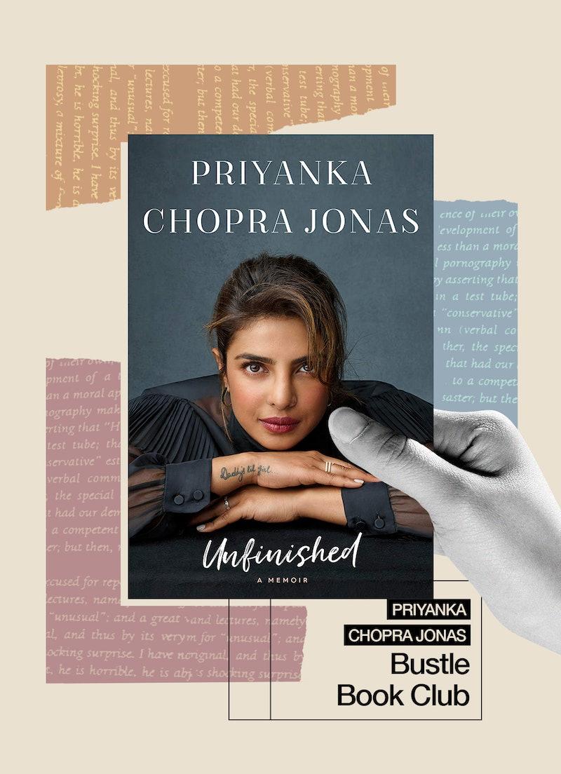 Priyanka Chopra Jonas, Unfinished Book