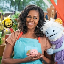 Michelle Obama's 'Waffles & Mochi' Netflix Show: Release Date, Cast, Everything To Know. Photo via Netflix
