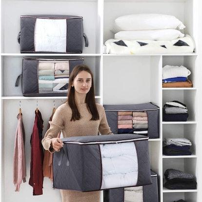 Lifewit Large Storage Bags (3-Pack)
