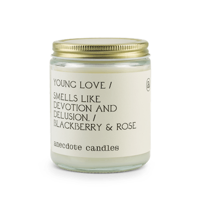Young Love Candle