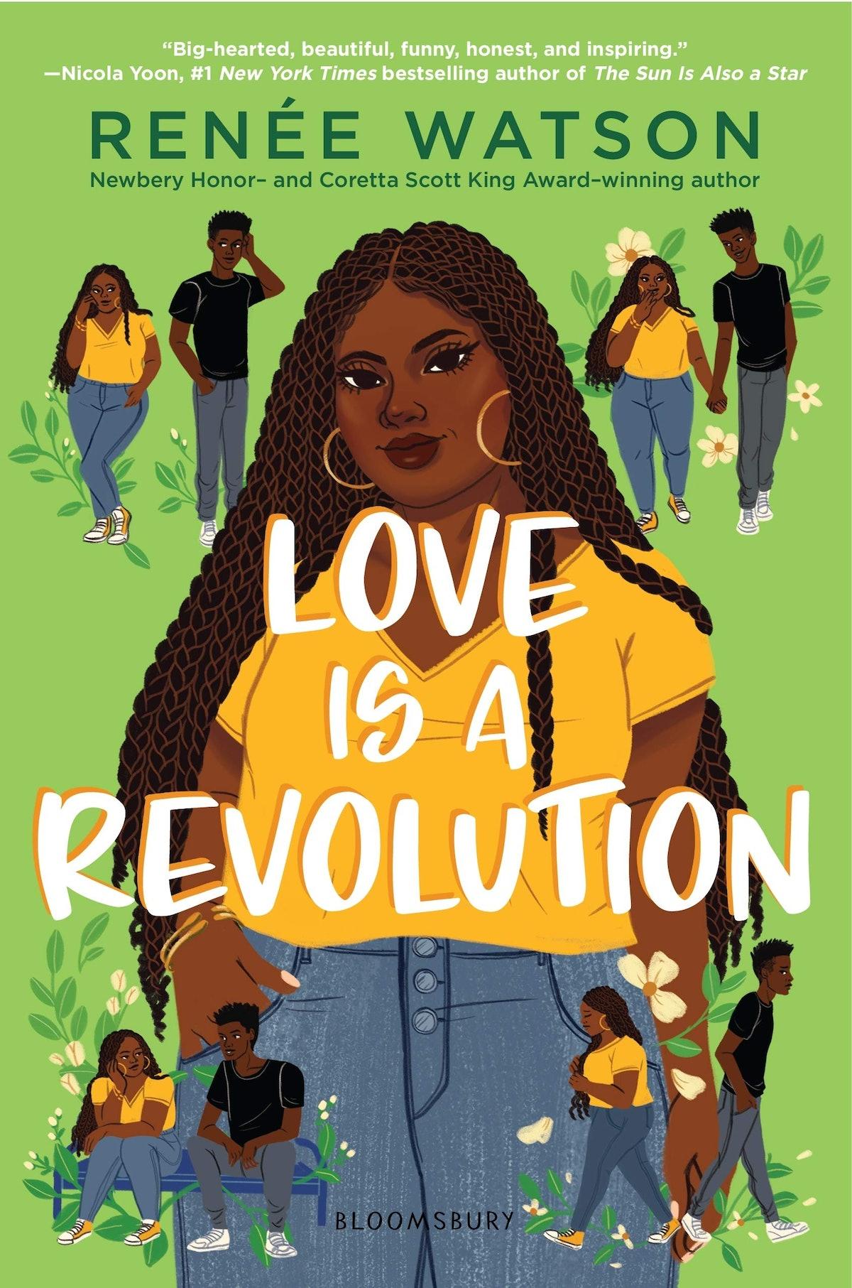 'Love Is a Revolution' by Renée Watson