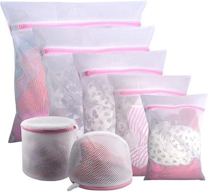 Gogooda Mesh Laundry Bags (7-Pack)