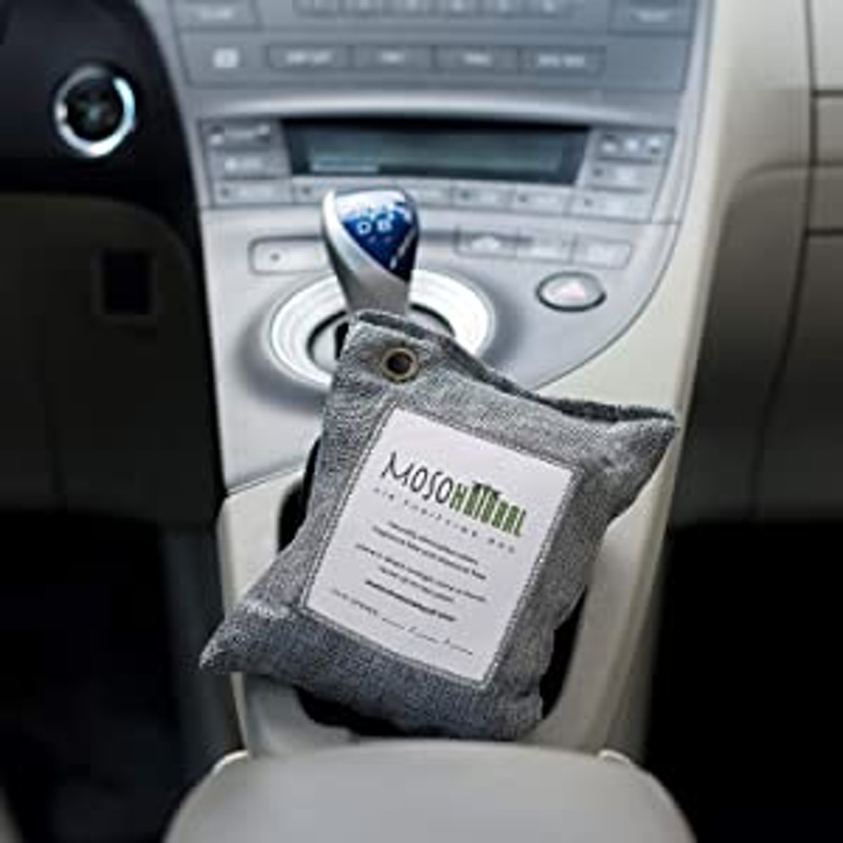 MOSO NATURAL Charcoal Air Purifying Bags (3-Pack)