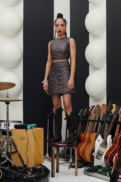 Ganni's Fall 2021 Collection Has A Musical Twist, Says Ditte Reffstrup
