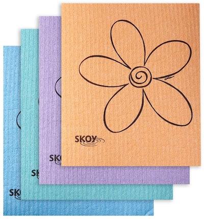 Skoy Cloth (4-Pack)