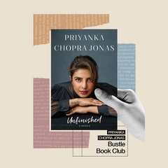 Priyanka Chopra Jonas, Unfinished Book