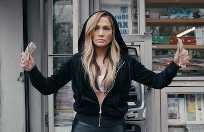 Jennifer Lopez as Ramona in 'Hustlers'