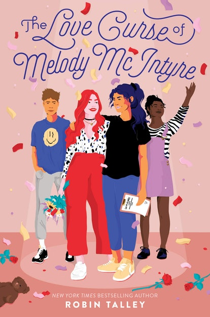 'The Love Curse of Melody McIntyre' by Robin Talley
