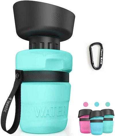 lesotc Pet Water Bottle, 18 Oz.