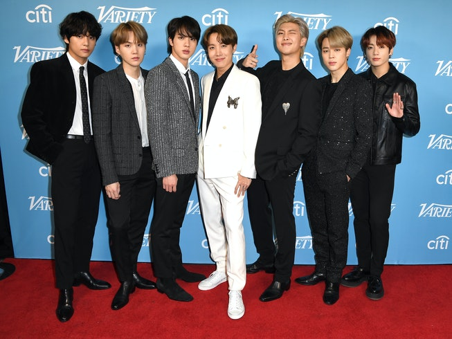 BTS will appear on MTV's iconic 'Unplugged' series.