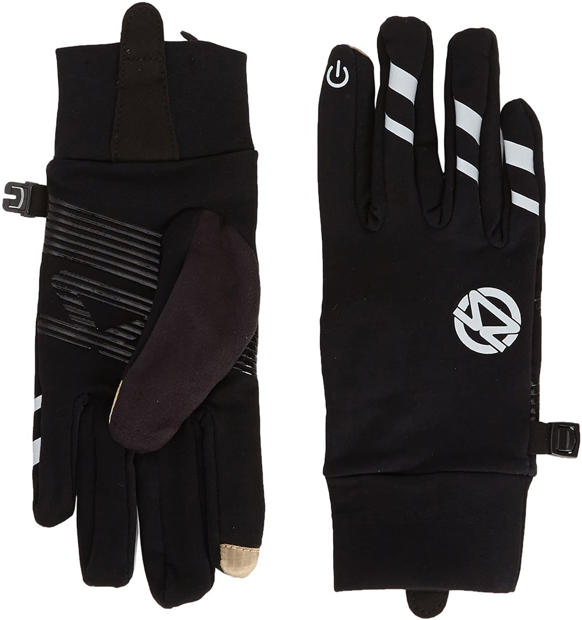 Smart Running Gloves With Touch Screen Feature