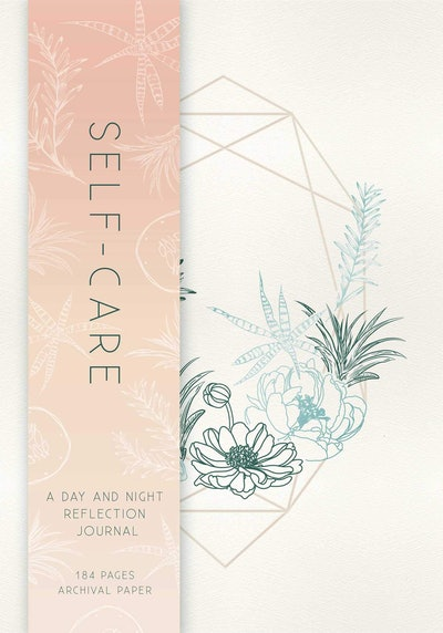 Insight Editions Self-Care; A Day and Night Reflection Journal