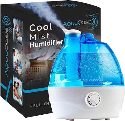 AquaOasis Cool Mist Humidifier