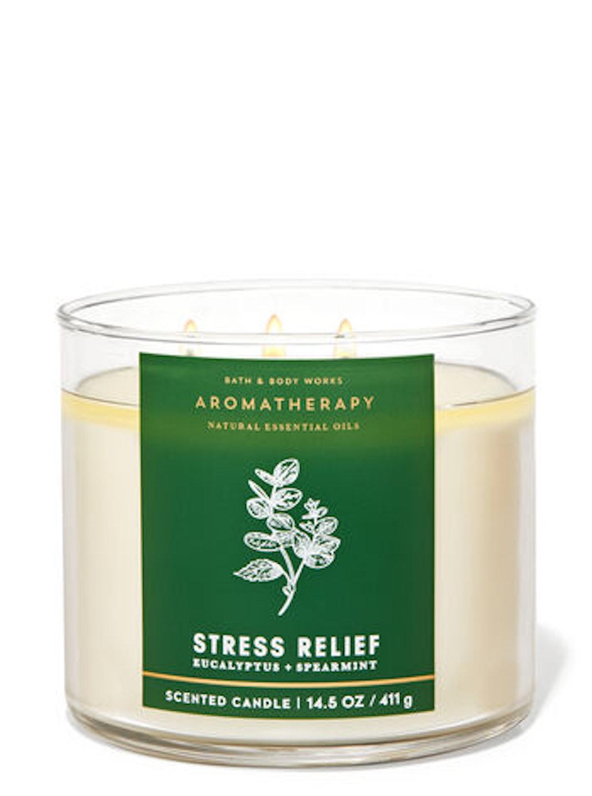 Eucalyptus Spearmint Aromatherapy Candle