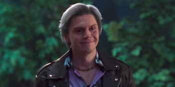 Evan Peters WandaVision Very Special Episode Uncle Ned Family Ties