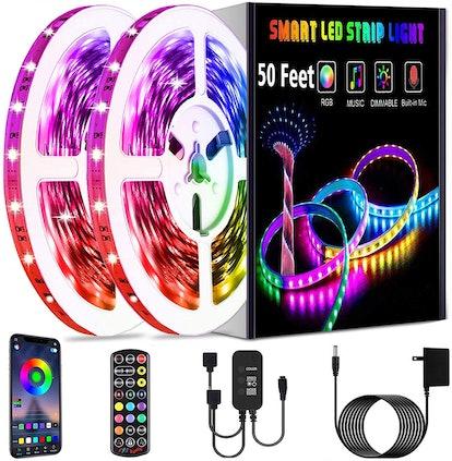 Keepsmile LED Light Strips