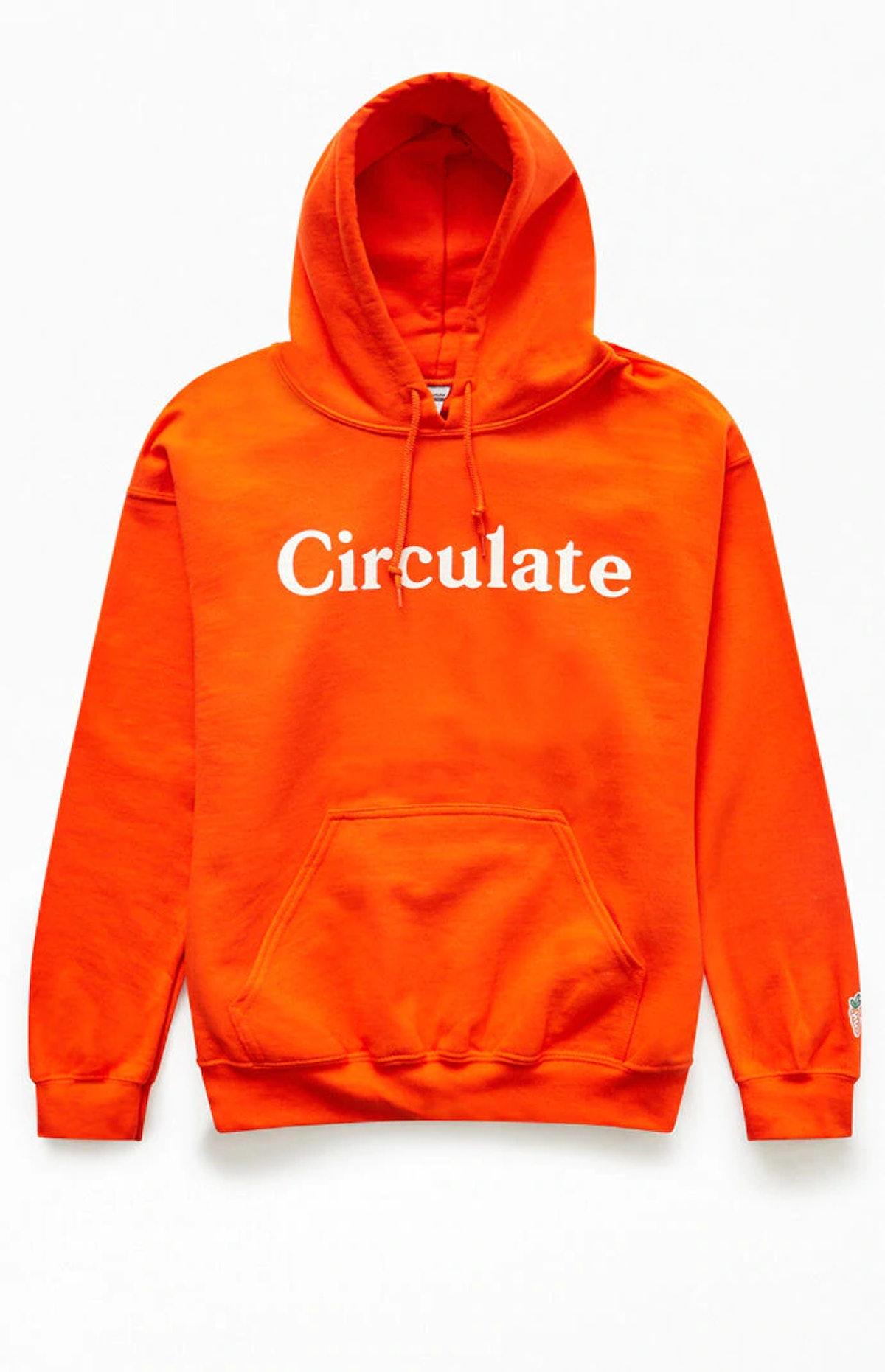 Carrots Logo Hoodie