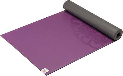 Gaiam Dry-Grip Yoga Mat