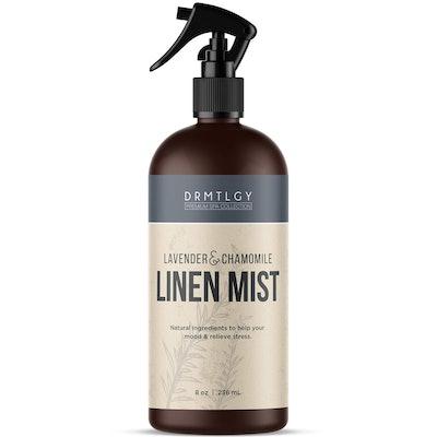 DRMTLGY Natural Lavender Linen Spray