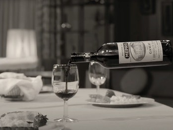 WandaVision Wine bottle easter egg mysterio theory