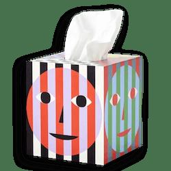 Dusen Dusen Everybody Tissue Box
