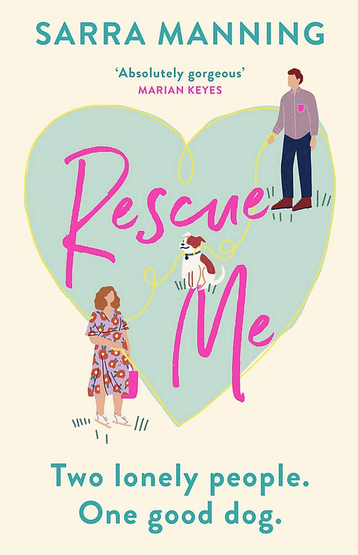 'Rescue Me' by Sarra Manning