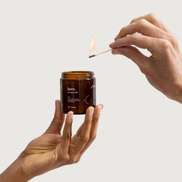 Burn No. 1 Candle