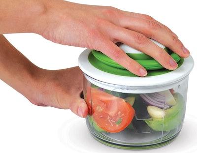 Chef'n VeggiChop Hand-Powered Food Chopper