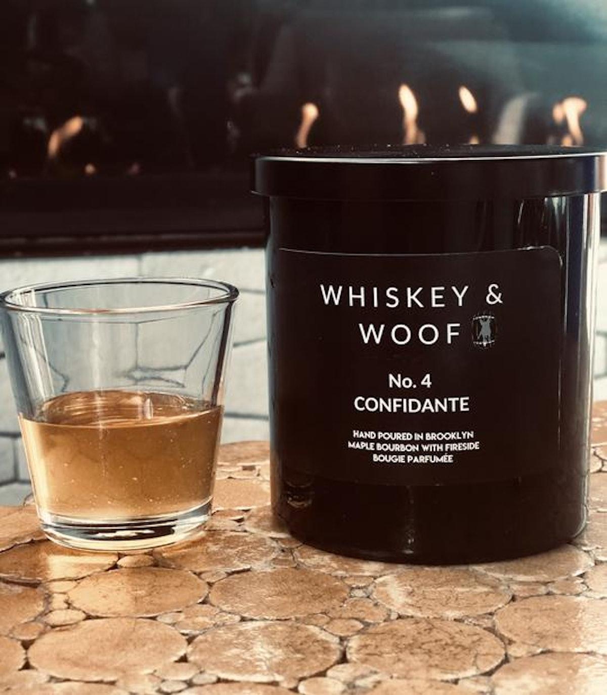 No. 4 Confidant Candle