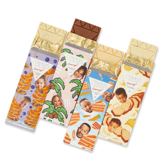 The Whole Family Chocolate Bar Gift Set