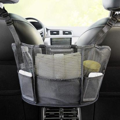 Vstarner Car Net Pocket Organizer