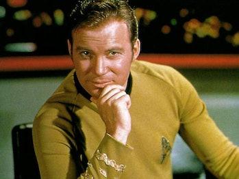 William Shatner as Kirk
