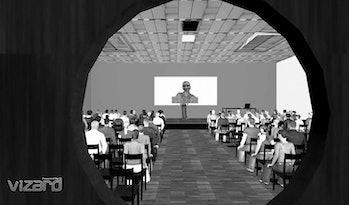 vr public speaking
